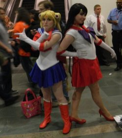 Anime Boston 2013 - Cosplay - Sailor Moon 002