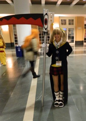 Anime Boston 2013 - Cosplay - Soul Eater 001