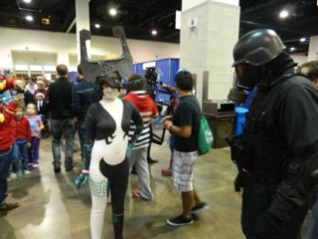 RI Comic Con 2013 - Day 2 - John - 006