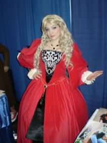 RI Comic Con 2013 - Princess Cosplay 001