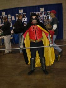RI Comic Con 2013 - Robin Cosplay 001
