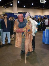 RI Comic Con 2013 - Hellboy Cosplay 001