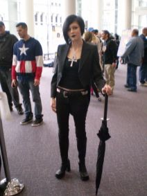 RI Comic Con 2013 - Birds of Prey Cosplay 001