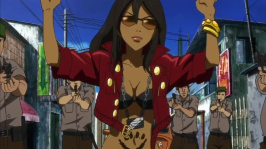Michiko and Hatchin 016