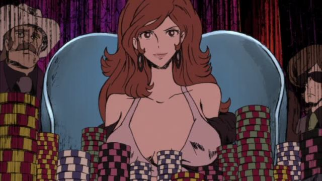 Image result for Fujiko Mine – Lupin III