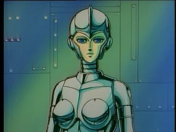 Humanoid 012