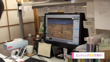 KyoAni Behind the Scenes 017 - 20141007