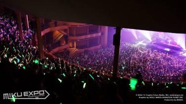 Miku Concert - Official 001 - 20141028