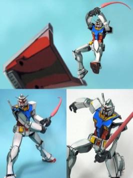 Anime RX-78-2 Gunpla 012 - 20141126
