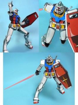 Anime RX-78-2 Gunpla 014 - 20141126