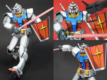 Anime RX-78-2 Gunpla 022 - 20141126