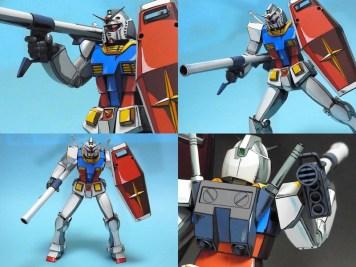 Anime RX-78-2 Gunpla 023 - 20141126