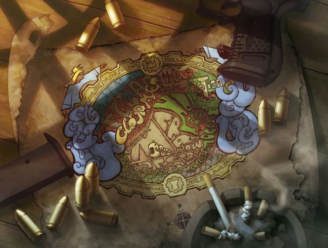 Cannon Busters Production 002 - 20141117