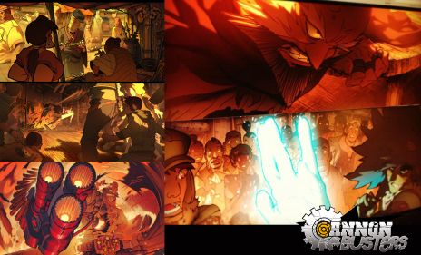 Cannon Busters Production 005 - 20141117