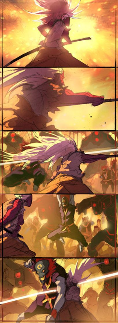 Cannon Busters Production 008 - 20141117
