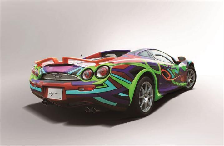 Evangelion Orochi Car 003 - 20141111