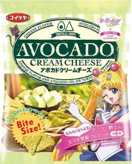 Sailor Moon Tortilla Chips 002 - 20141111