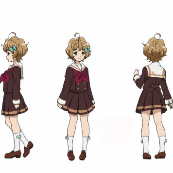 Sapphire Kawashima