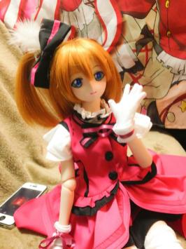 Honoka Doll Cosplay 002 - 20150313