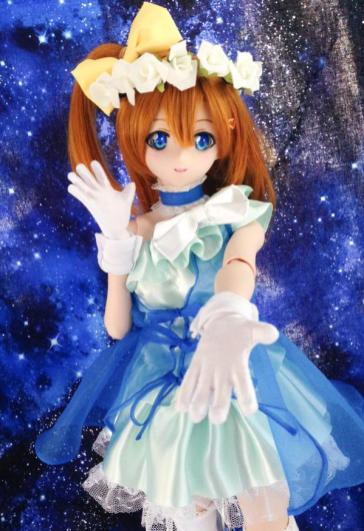 Honoka Doll Cosplay 006 - 20150313