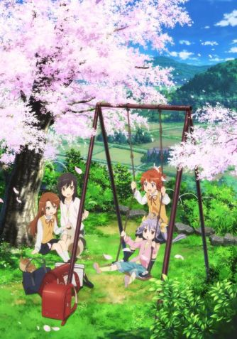 Non Non Biyori Repeat Key Visual 002 - 20150428