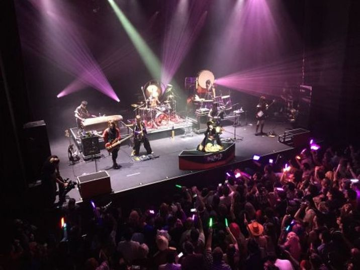 Wagakki Band Anime Expo 001 - 20150726