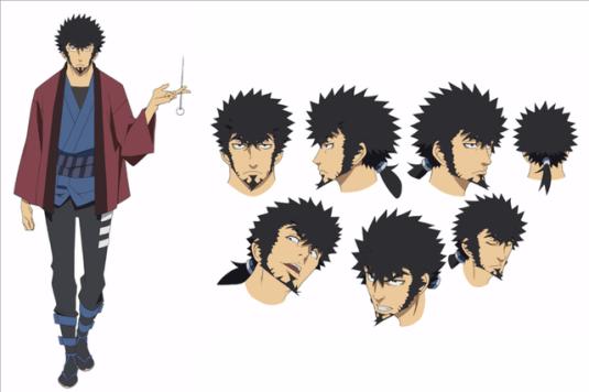 Dimension W Character Visual - Kyoma Mabuchi - 20150830
