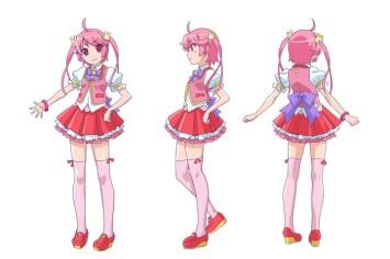 Komugi Yoshida (Legendary Girl)