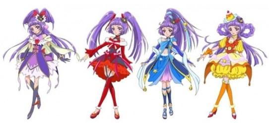 Riko (Cure Magical)