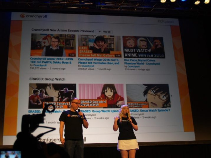 Anime Boston 2016 - Crunchyroll Panel 015 - 20160331