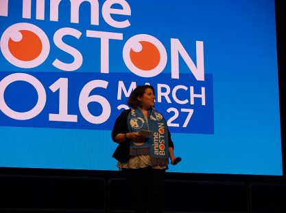 Anime Boston 2016 - Opening Ceremonies - Con Chairs 001 - 20160330