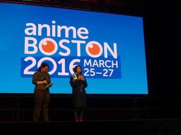 Anime Boston 2016 - Opening Ceremonies - Yukiko Aikei 005 - 20160330