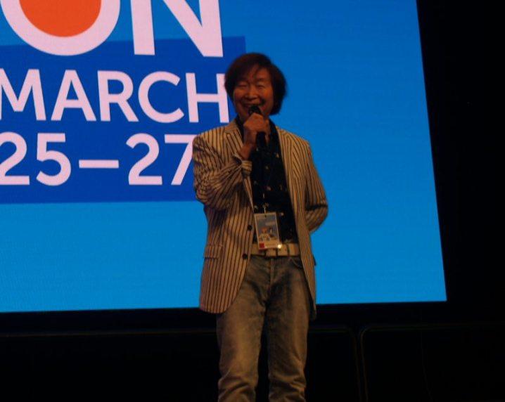 Anime Boston - Opening Ceremonies - Toshio Furukawa 003 - 20160330