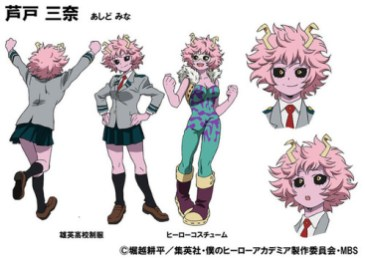 Mina Ashido