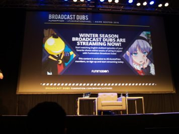 Anime Boston 2016 - Funimation Panel 018 - 20160410