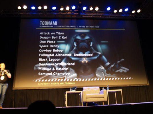Anime Boston 2016 - Funimation Panel 023 - 20160410