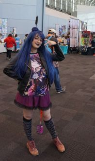 Anime NYC 2017 - Cosplay 005 - 20171120