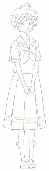 """Sapphire """"Midori"""" Kawashima"""