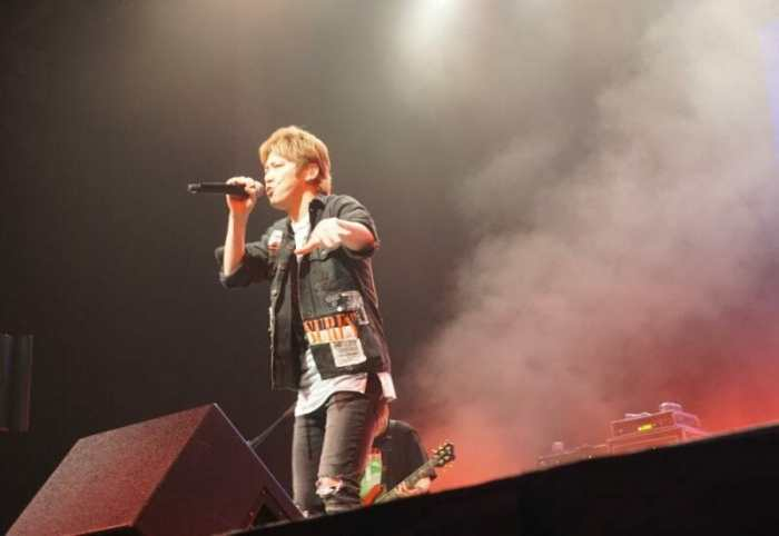 Anime Boston 2018 - FLOW Concert 022 - 20180403