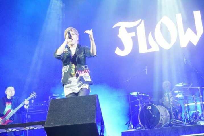 Anime Boston 2018 - FLOW Concert 049 - 20180403