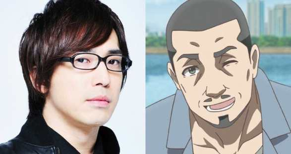 Shikioriori Character Visual - Steve