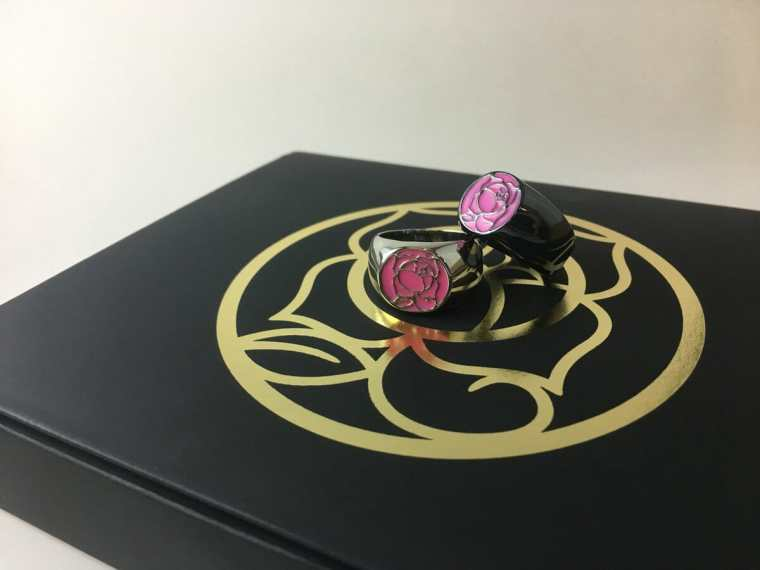 Utena Ultra Edition Blu-Ray Set - Ring Photo