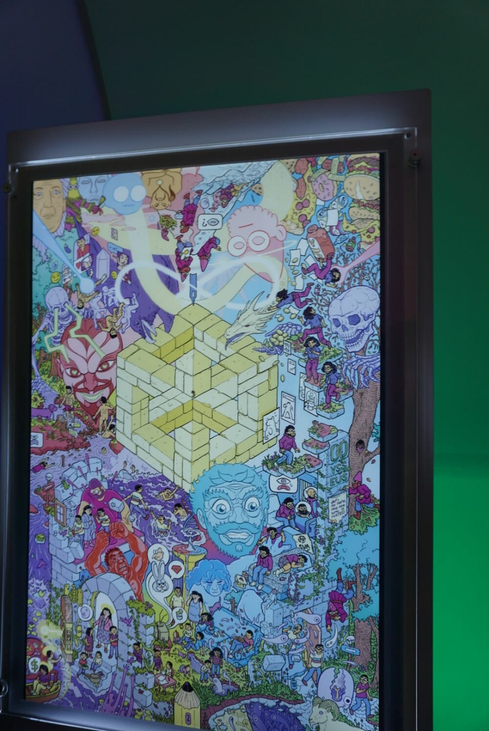Anime Expo 2018: Exploring the VRV Gallery and Beyond