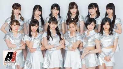 Anisong World Matsuri NYC 2018 - Morning Musume '18 Headshot