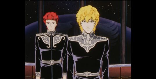 Legend of the Galactic Heroes 006 - 20180923