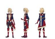 Prince of Smiles Character Visual - Joshua Ingram