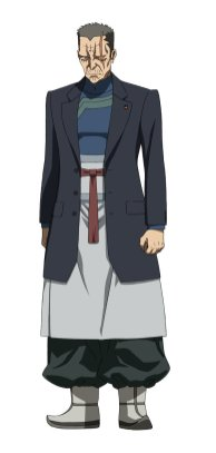 Gundam Iron-Blooded Orphans - Uror Hunt Character Visual - Demunaa Kitako Junior