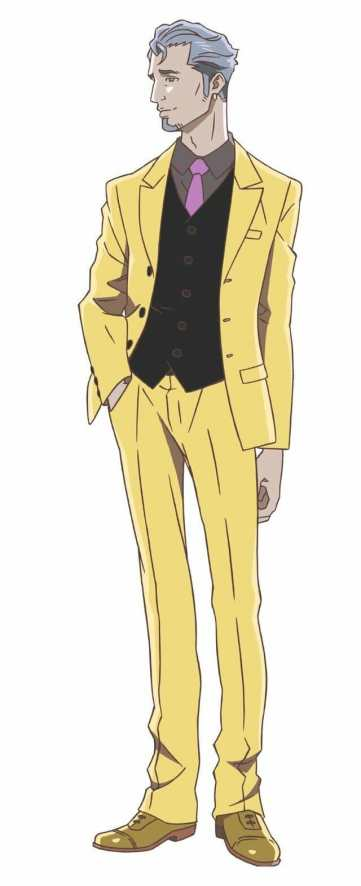 Carole and Tuesday Character Visual - Ertegun
