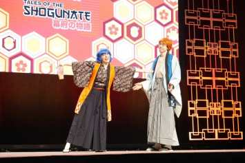 Anime Boston 2019 - Opening Ceremonies - A-chan and B-kun onstage