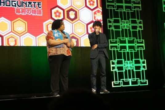 Anime Boston 2019 - Opening Ceremonies - Naohiro Ogata